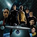 Star Trek, serie regolare, n.1- Copertina fotografica