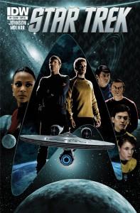 Star Trek, serie regolare, n.1- Copertina A