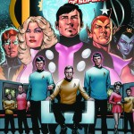 Star Trek/Legion of Super-Heroes, n.1 - Copertina A