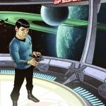 Star Trek/Legion of Super-Heroes, n.1 - Copertina B