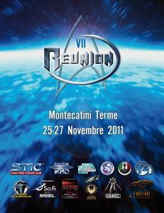 Locandina Reunion 2011
