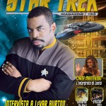 Copertina Inside Star Trek Magazine 153