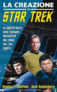 """Copertina di """"La creazione di Star Trek"""""""