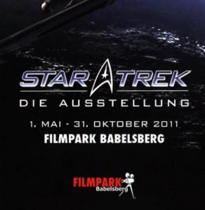 La mostra tedesca di Star Trek