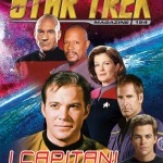 Copertina Inside Star Trek Magazine 154