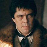 "Benicio Del Toro nel film ""The Wolfman"""