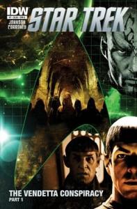 Copertina Star Trek 7
