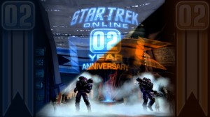 Star Trek Online - Secondo anniversario
