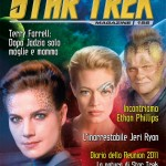Copertina Inside Star Trek Magazine 156