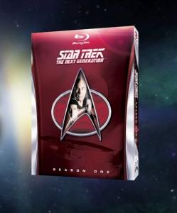 Cofanetto TNG Blu-ray