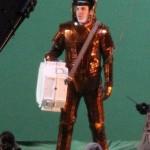 Spock in tuta sul set di Star Trek XII - Foto 4