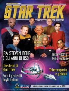 Inside Star Trek Magazine 158