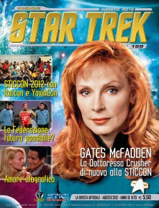 Inside Star Trek Magazine 158