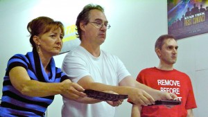 Bonita, John e Paolo