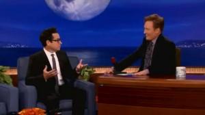 J.J. Abrams al Conan O'Brien Show