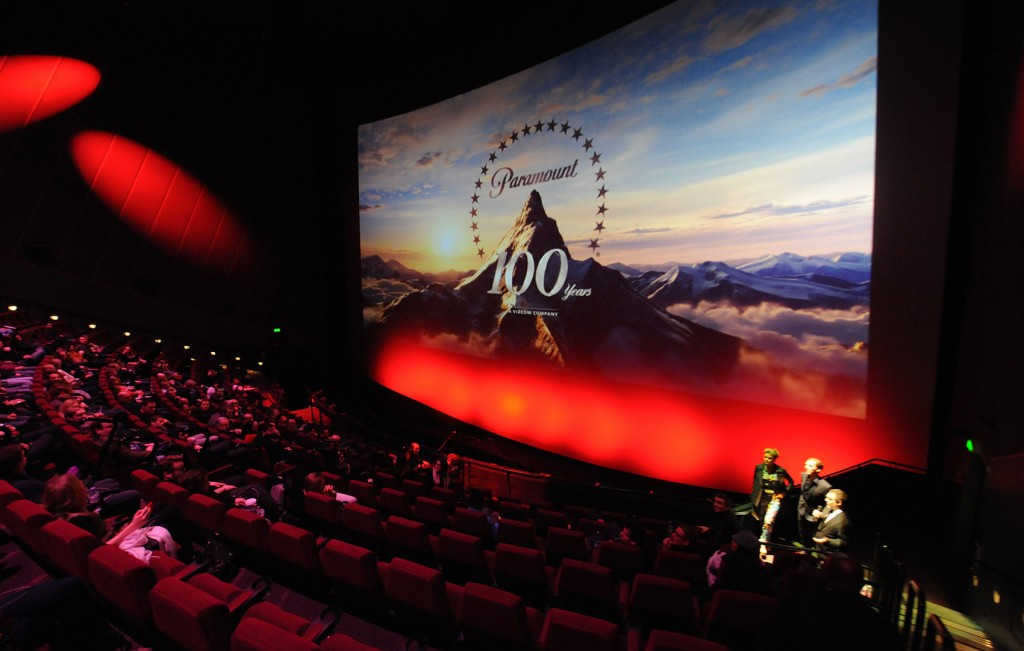 Proiezione del prologo di Star Trek Into Darkness all'IMAX di Londra