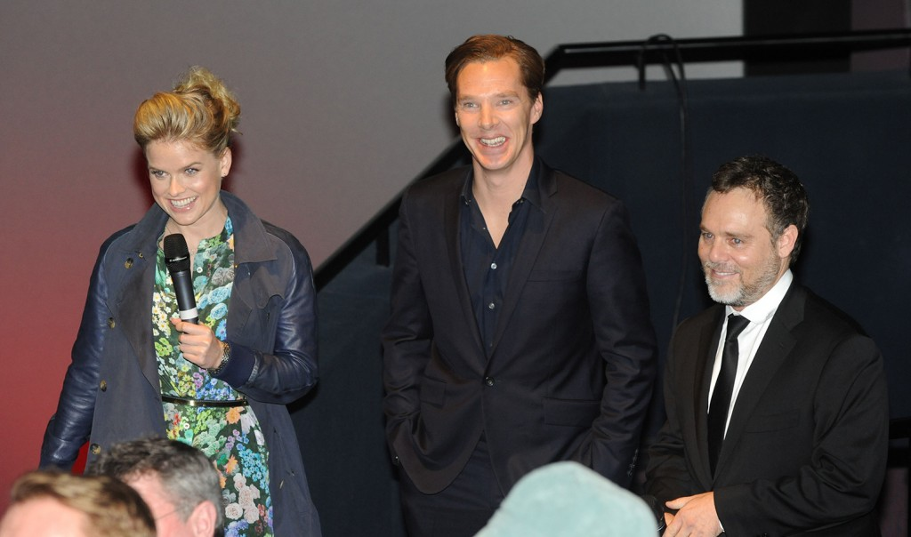 Proiezione del prologo di Star Trek Into Darkness all'IMAX di Londra