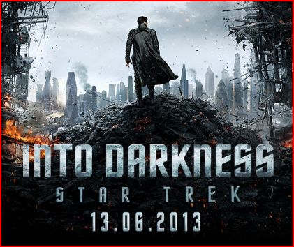 Data spostata di una settimana per Into Darkness Star Trek