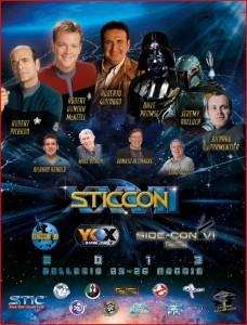 STICCON XXVII poster