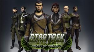 Star Trek Online - Legacy of Romulus
