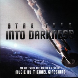 Star Trek Into Darkness cover (fronte)