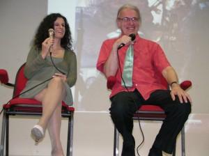 Elena Bussino e Toby Philpott