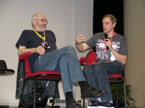 John Coppinger e Paolo Attivissimo