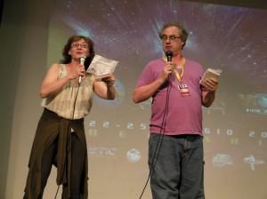 Bonita Friedericy e John Billingsley