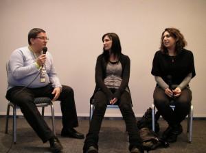 Nicola intervita Claudia Balboni e Claudia ScarletGothica