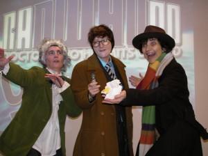 Con queste tre donne, la conferenza sui Companion di Doctor Who non può che essere movimentata