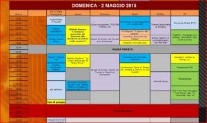 programma fine marzo 2015