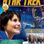 Samantha Cristoforetti sulla copertina del numero 176