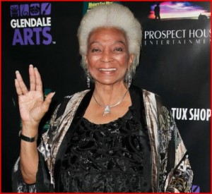 Nichelle 'Uhura' Nichols