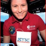 Samantha ha portato lo STIC-AL nello spazio