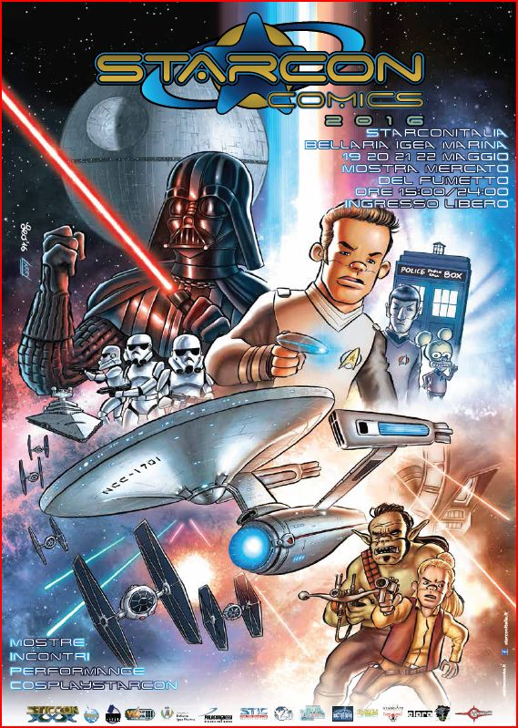 Starcon Comics 2016