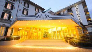 Il Grand Hotel Excelsior di Chianciano Terme