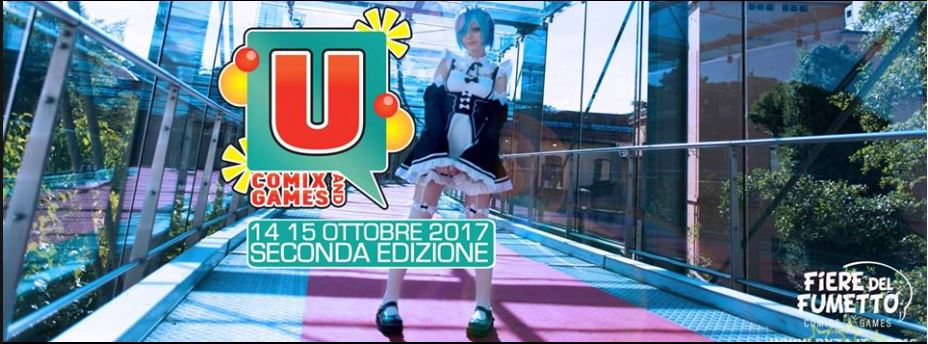 Lo stic al ad udine comix and games stic star trek news for Fiera udine 2017
